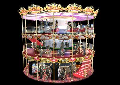 TITÁN – Versión temática Casino