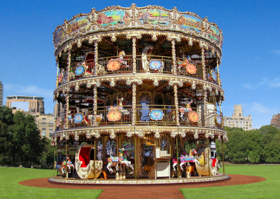 TITAN – The biggest carousel in the world