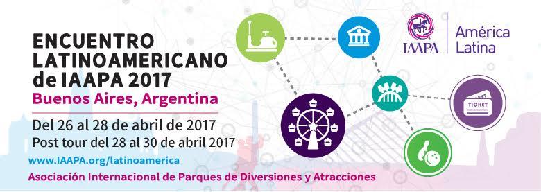 FELIMANA LUNA PARK Patrocinador del Encuentro Latinoamericano de IAAPA 2017
