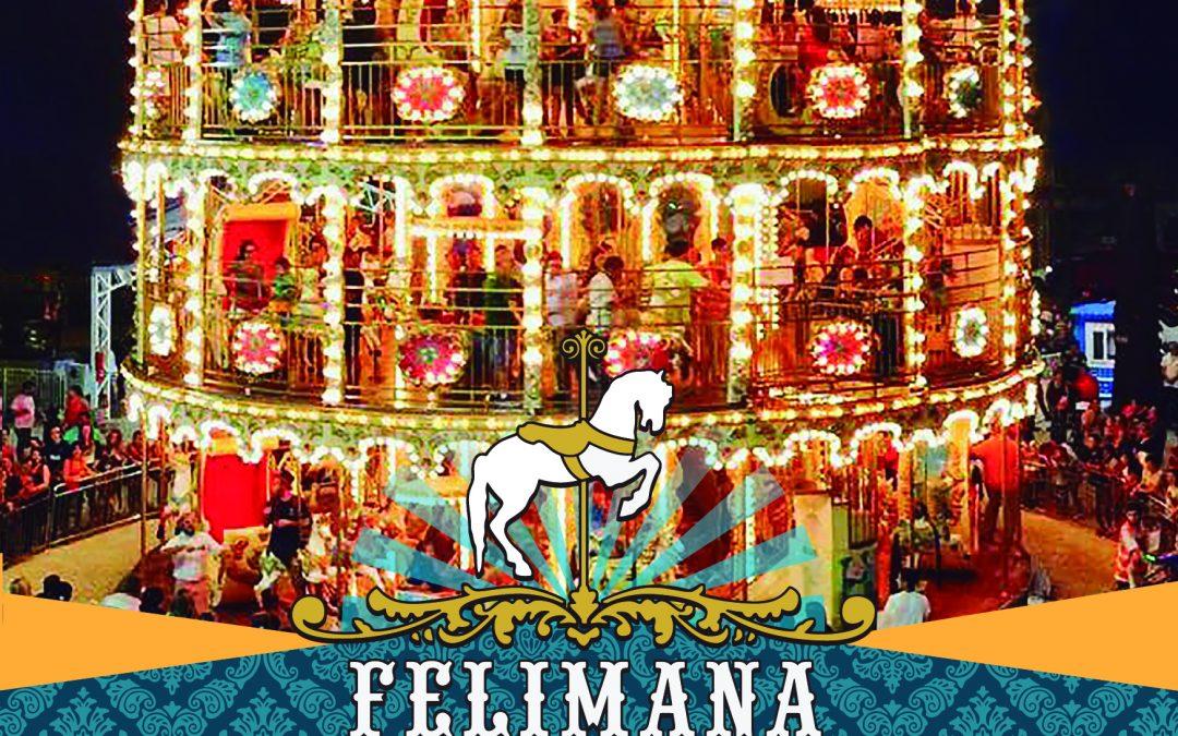 Felimana Luna Park en Euro Attractions Show