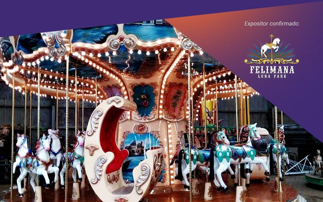 Felimana Luna Park en Sindepat 2019